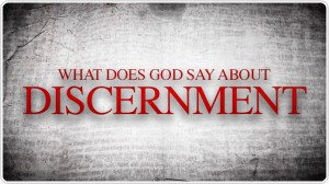 Discernment-WDGSA
