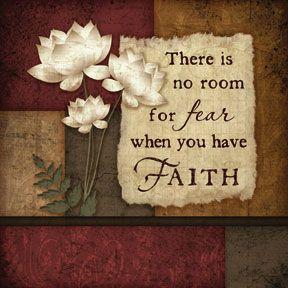 Faith-