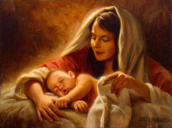 Messiah Was To Be Born of a Virgin…