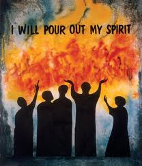 """""""… I will pour out my Spirit upon all people."""""""