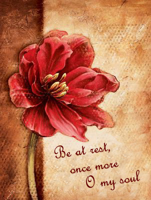 Be at Rest Once More, My Soul