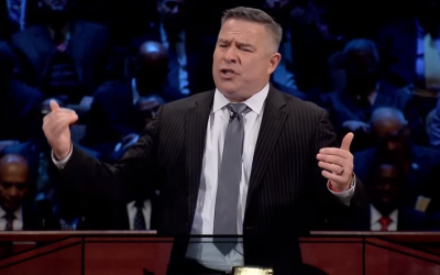 Awesome Sermon – Red Is Still Tough!
